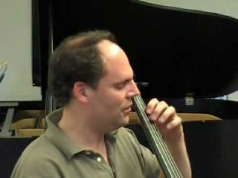 Teaching Finger Spacing On The Cello. Jamie Fiste, Central Michigan University
