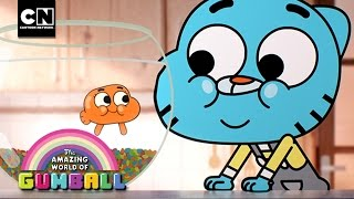 Gumball Meets Darwin I The Amazing World Of Gumball I Cartoon Network