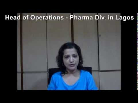 JOBS IN AFRICA - HEAD OF OPERATIONS FOR PHARMA DIVISION