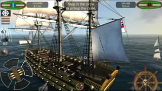 The Pirate Caribbean Hunt British 1st Rate vs Pirates