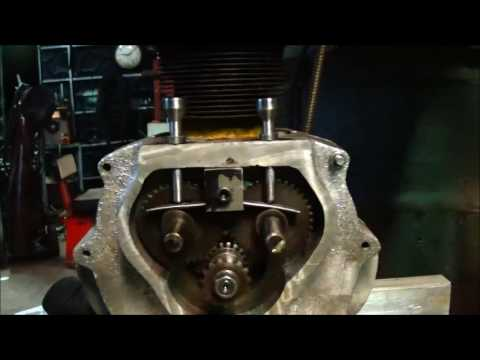 Antique Motorcycle Engine Build (Replica) Part 25 Lifters & Guides