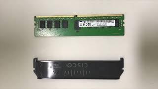 UCS M5 Servers -DIMM - DIMMBlank