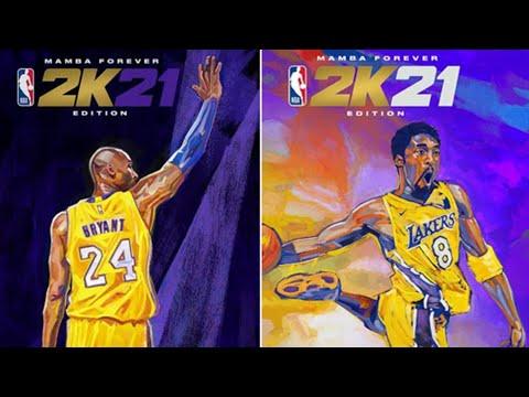 NBA 2K21 MAMBA FOREVER KOBE BRYANT EDITION (SAN ANTONIO VS GOLDEN STATE) MUST WATCH |