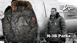 """Аляска"" N-3B alpha industries"