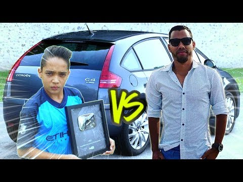 ALADDIN vs MS2 (CITROEN C4 vs PLACA) O grande dia Chegou!!!