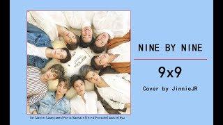 9x9 | NIGHT LIGHT | Cover by JinnieJR