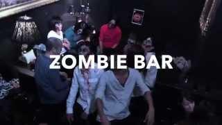 ゾンビになれるゾンビだらけのBARイベント「ZOMBIE BAR」。 六本木ミッ...