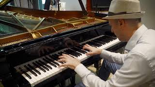 Bon Jovi - It's My Life (4K/HQ piano cover)