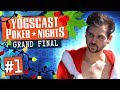 Yogscast Poker Nights | Jingle Poker Final #1 - The Big Leagues