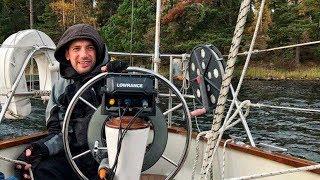 Ел сыроежки и пил воду из луж: русский Робинзон о выживании на острове
