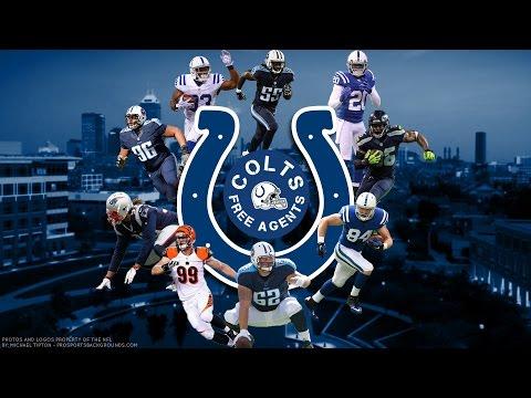 Colts 2017 Free Agency Recap