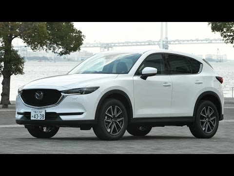 2017 All New Mazda Cx 5