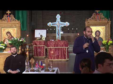 Parintele Constantin Necula - Despre Biserica, familie si educație