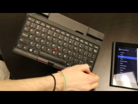 b02c635f344 Lenovo Thinkpad2 and bluetooth keyboard pairing by RepowerIT - YouTube