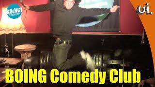 BOING Comedy Club - 3 Minuten von Show 132