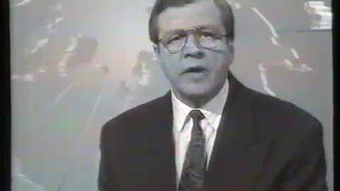 Ylimääräiset TV-uutiset 18.3.1992 klo 13 (EY-jäsenyys)