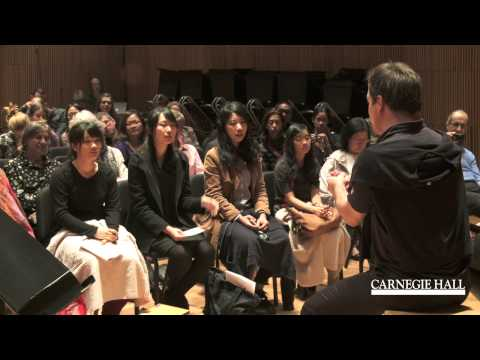 How to Express Yourself Through Music: Carnegie Hall Master Class with Emmanuel Pahud