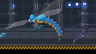 Super Transformer Robot Dinosaur Build and Fight Gameplay HD Part 6