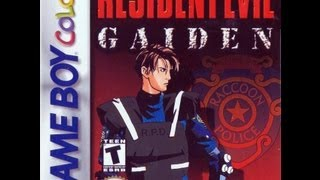 Resident Evil Gaiden Video Walkthrough