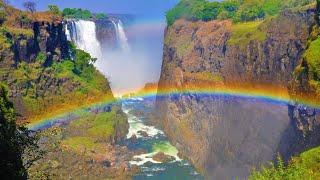 Слушать очень красивую музыку! Релакс. Природа. Вода и камни