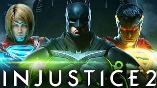 INJUSTICE 2 RANDOM CHARACTER SELECT! - Injustice 2 Online Beta Gameplay The Final Days!