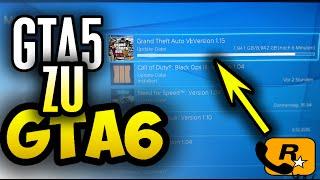 GTA 5 zu GTA 6 Update ! Danke an Rockstar Games | JanneMann