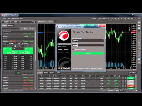 Account Management – cTrader