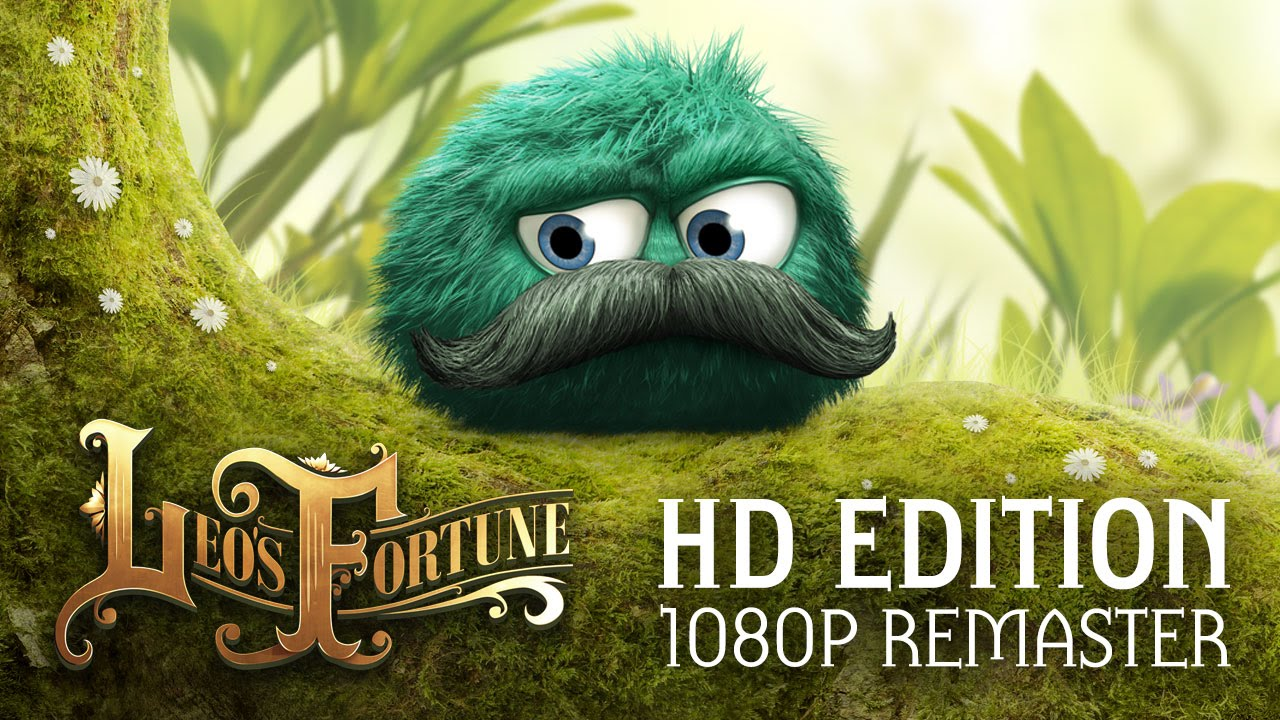 Download Leo's Fortune HD Edition (1080p remaster) - Available Now on PS4, PC & Mac