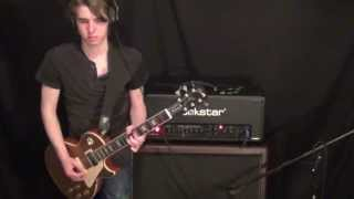 Aerosmith - Sweet Emotion (Guitar Cover)
