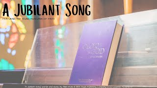 """A Jubilant Song"" by Allen Pote"