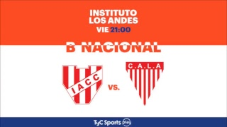 Institute vs Los Andes full match