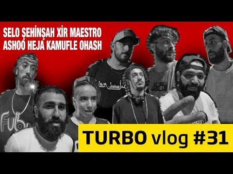 Turbo Vlog#31 - Free Music. Selo, Şehinşah, XiR, Maestro, Ashoo, Heja, Kamufle, Ohash