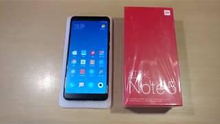 【國恒電訊】▀▀ 紅米Note 5 雙4G ▀▀開箱影片介紹