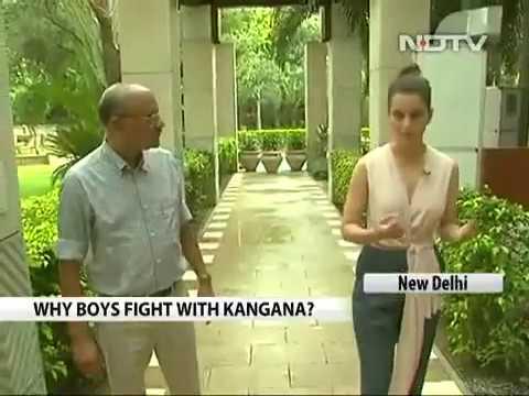 Walk The Talk With Kangana Ranaut