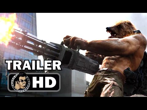 GUARDIANS - Official Final Trailer (2017) Russian Superhero Movie HD