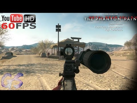 First Person View MOD I Metal Gear Solid V: The Phantom Pain
