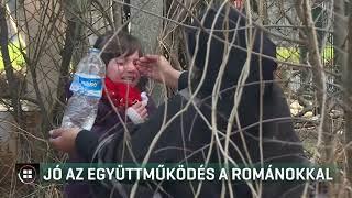 Jó az együttműködés a románokkal 20-03-01