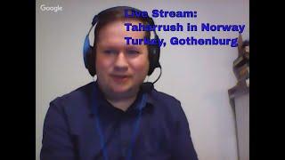 Live Stream (3/27/18): Taharrush in Norway, Turkey vs. Greece & Israel, Gothenburg Propagandists