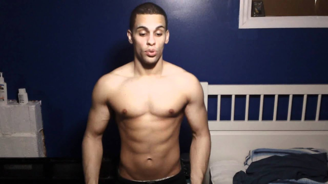 Bodybuilding gaining lean muscle with bad genetics - YouTube