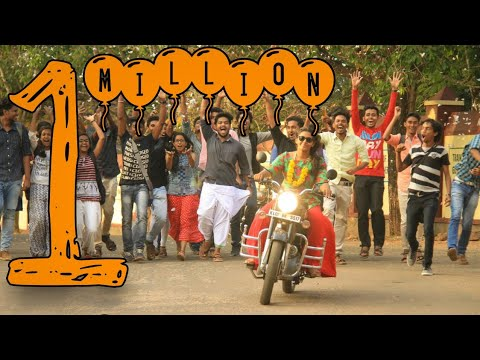 Queen Malayalam  Movie Promo Video Cover by Mar Ivanios College Students