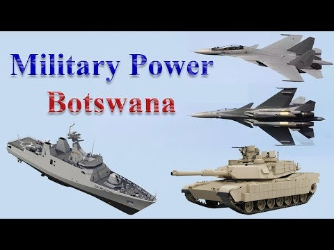 Botswana Military Power 2017