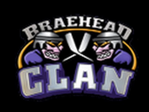 Braehead Clan -v- Belfast Giants -Interviews - Ryan Finnerty