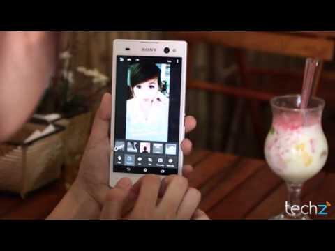 Đánh giá Sony Xperia C3 smartphone tự sướng tốt nhất thế giới