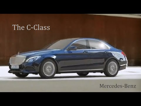 Mercedes benz c class 2014 exclusive amg lines trailer for What are the different classes of mercedes benz