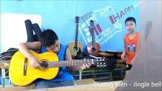 jingle bell guitar for kids - GPT guitar school