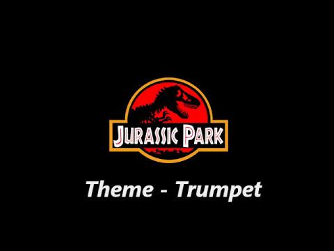 Theme Jurassic Park  Trumpet