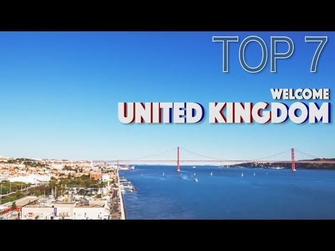 EUROVISION 2018 - MY TOP 7 (07/02/2018) WELCOME United Kingdom