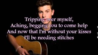 Stitches - Shawn Mendes [ Lyric ]