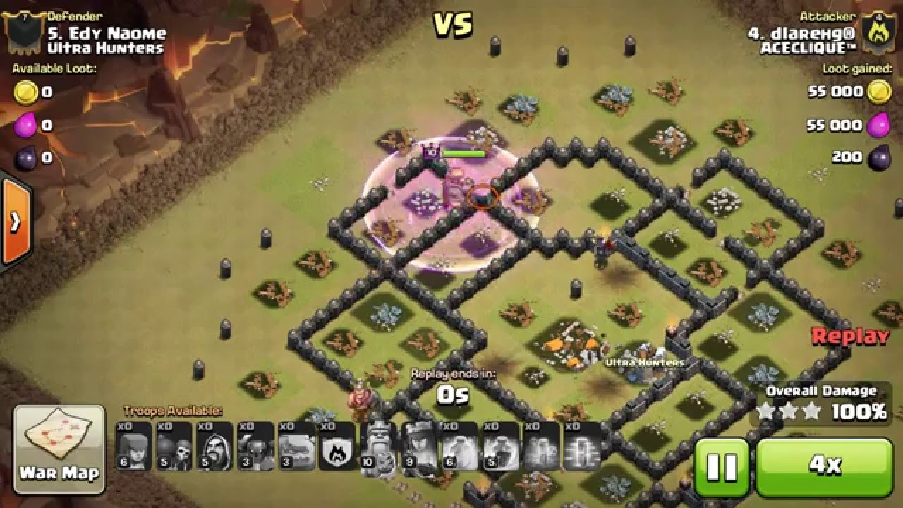 ultra clash of clans - photo #14