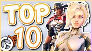 Overwatch - TOP 10 BËST OVERWATCH 2 SKINS